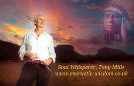 Transformation with the Soul Whisperer - Tony Mills of 'Energetic Wisdom'