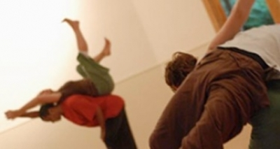 Contact Dance Improvisation Workshop & Jam - Stone Red Fire